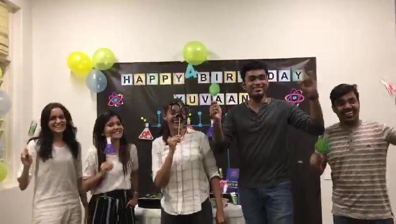 Whiz Lab Birthday party Fun.mp4