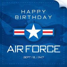 USAF Birthday