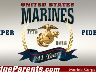 Marine Corps Day/Birthday