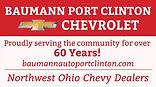 Baumann Port Clinton NW Ohio Chevy deale