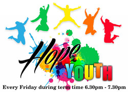 Hope_youth printing - Times