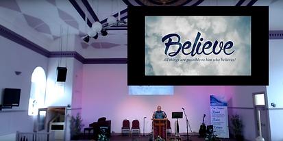 Believe week 6 - When faith begins