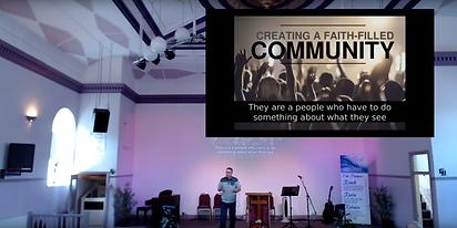 Believe week 4 - Creating a faith-filled