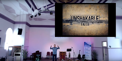 Believe week 7 - Unshakble faith