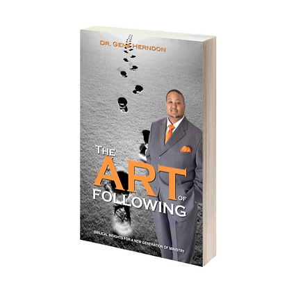 The Art of Following - Paperback Book