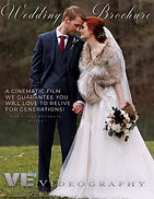 VE Videography Wedding Brochure 2021
