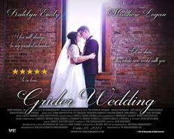 Grider So In Love Wedding Poster