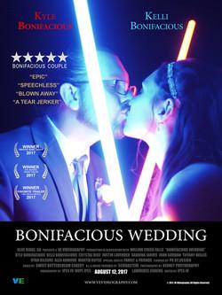 Bonifacious Wedding Movie Poster