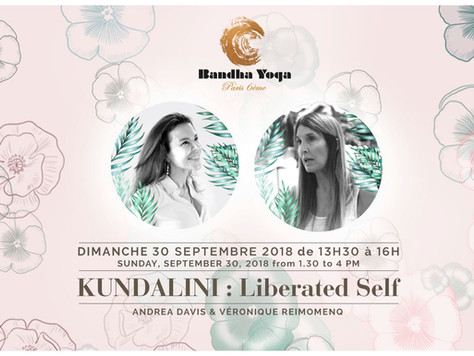 Atelier de kundalini, constellation familiale et gongbath