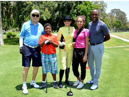 Celebrating it's 10th Anniversary the 2019 Admiral Chambers Gordon Brown Sr. Charity Golf Tournament