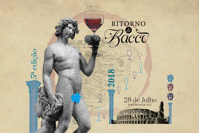 Edição 2018 do Ritorno Di Bacco já tem data confirmada.