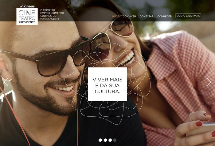 Cine Teatro Presidente vair dar lugar ao primeiro empreendimento coliving de Porto Alegre