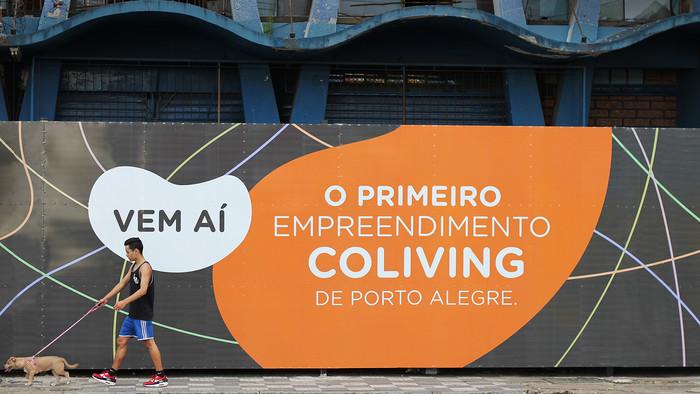 Está chegando o primeiro empreendimento coliving de Porto Alegre