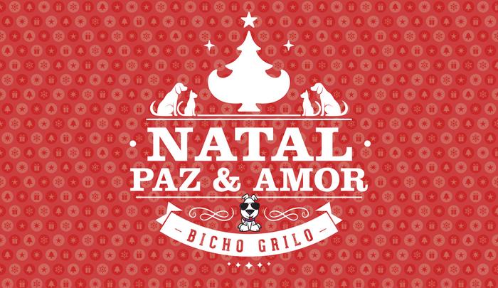 Natal Paz e Amor