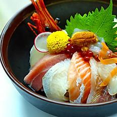 Humboldt Squid Dinner