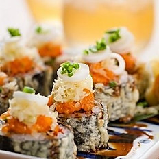 Hungry Sushi Plater