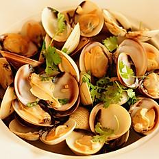 Steamed clam dinner(2lbs)