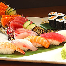 Sushi Plater