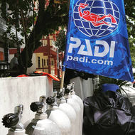 Langkawi scuba PADI dive center