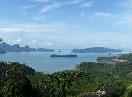 Langkawi, Malaysian diving off the beaten track