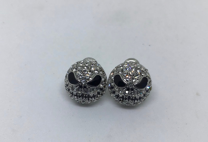 "Crystal ""Jack"" Earrings"