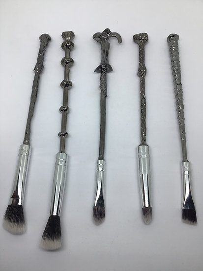 Harry Potter inspired make up brushes