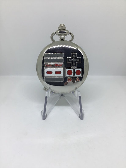 Gamer Pocket Watch