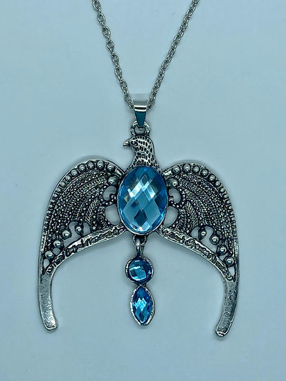 Ravenclaw Diadem inspired necklace