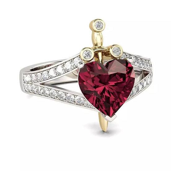 Evil Queen ring