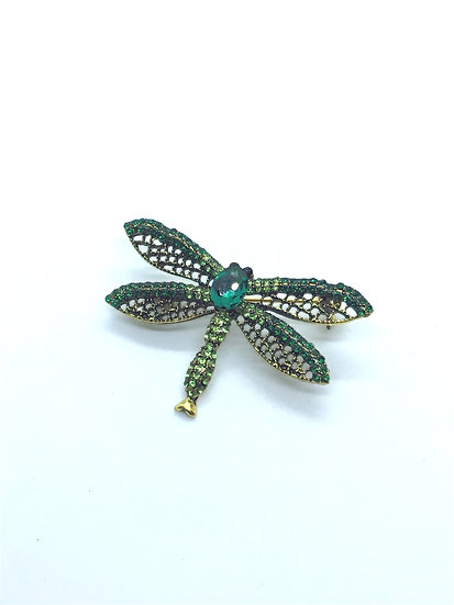 Coraline Dragonfly Hair Clip
