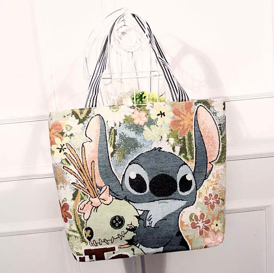 STITCH Inspired Cloth Bag