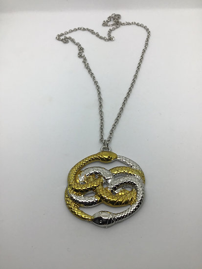 Never Ending Story inspired necklace