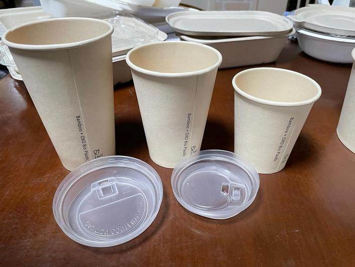 BAMBOO +OXO BIO CUP