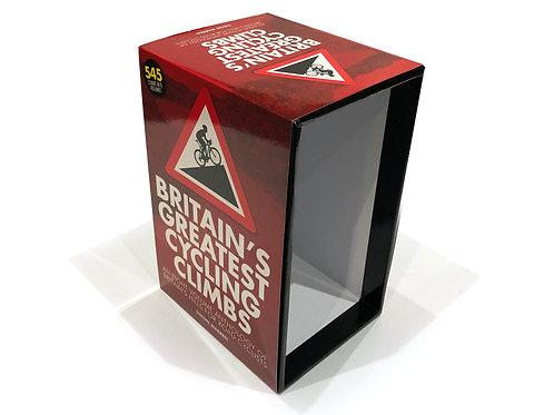 Britian's Greatest Cycling Climbs BOX (Empty)