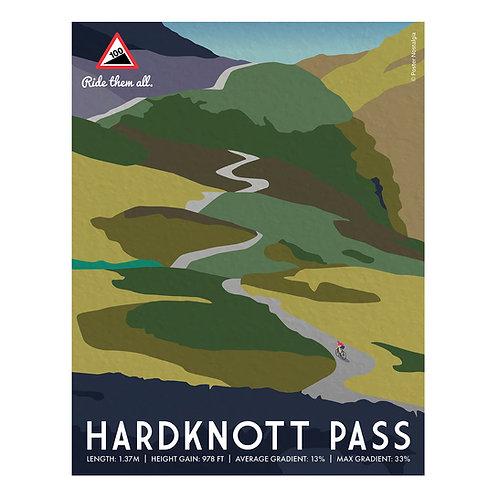 Hardknott Pass print