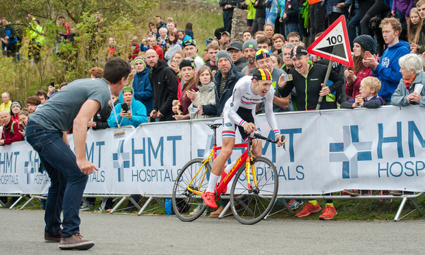 The one and only Monsal Head hill climb