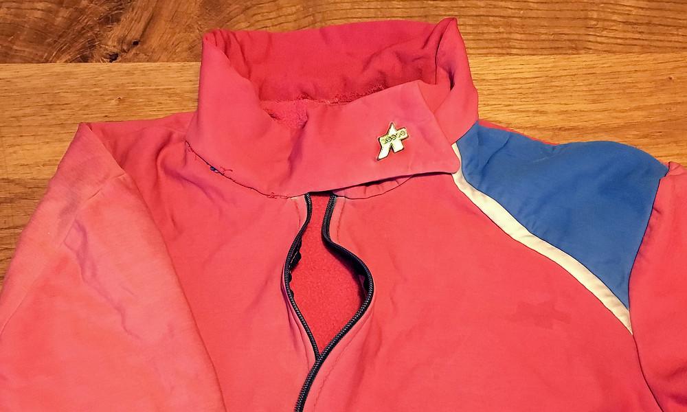 The Assos Roubaix jacket.