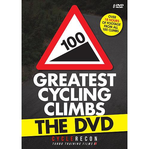 The 100 Climbs DVD
