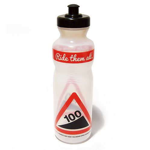 100 Climbs Waterbottle