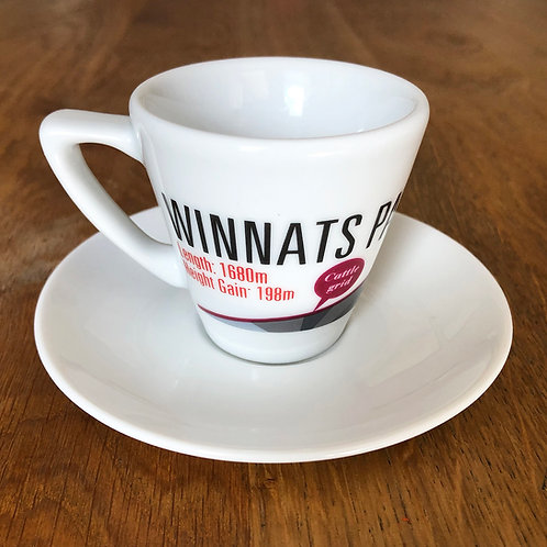 100 Climbs Espresso cups