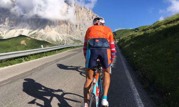 An unbelievable day at the amazing Maratona.
