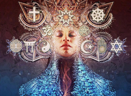 A Trip to the Heart of Consciousness (DMT Experience)