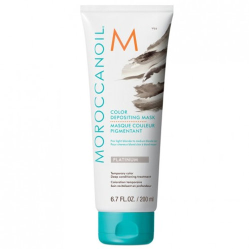Máscara Platinum 200ml - Moroccanoil
