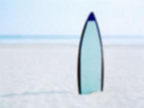 Stehen Surfbrett