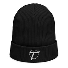 """Embroidered """"T"""" Beanie"""