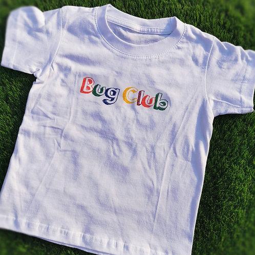 Bug Club tshirt