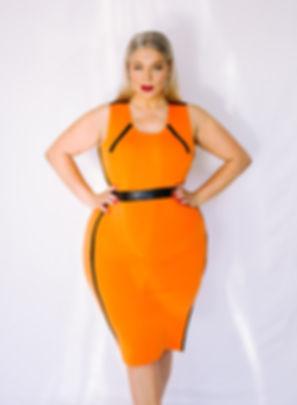 Caterina Pogorzelski Plus Size Model Stylistin