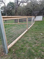 bull wire fence design by sagamore fence