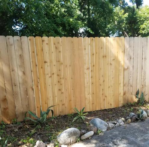 wood fence repair austin tx