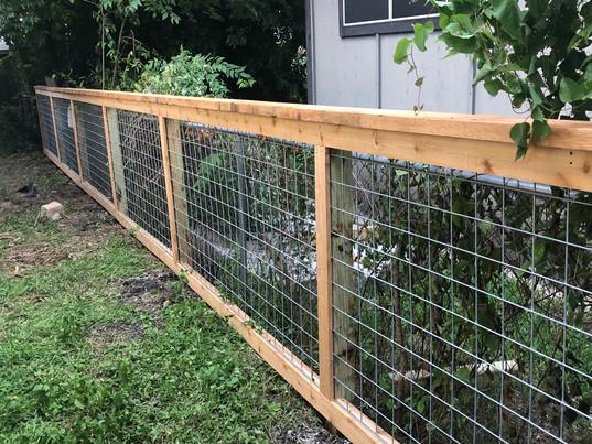 custom bull wire fence austin tx.JPEG